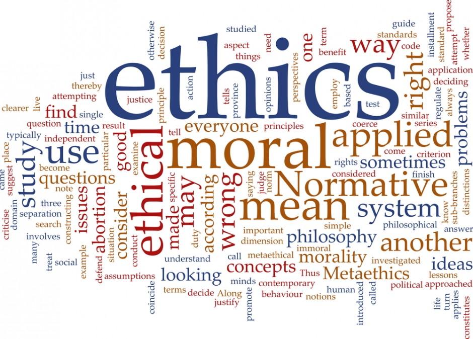 دانلود مقاله انگلیسی در مورد اخلاق سازمانی